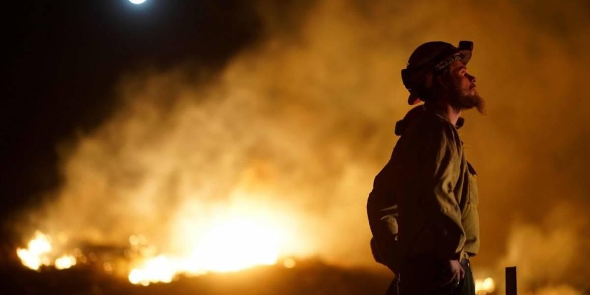"""""""Foi a primeira vez que tivemos de juntar as coisas e ir embora"""": brasileira relata fuga dos incêndios que ameaçam Los Angeles"""