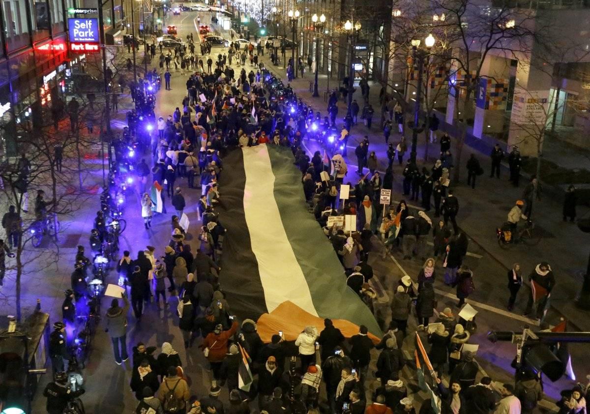 Protestas Jerusalén