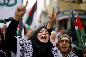 Manifestaciones en Medio Oriente