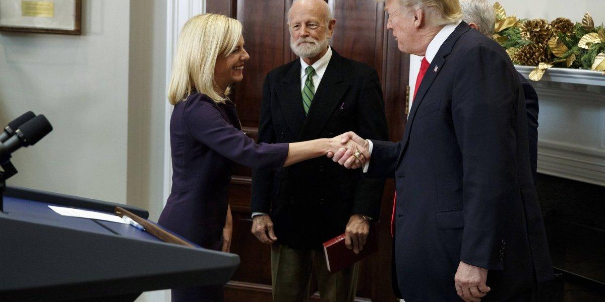 Trump asegura merma en inmigración no autorizada