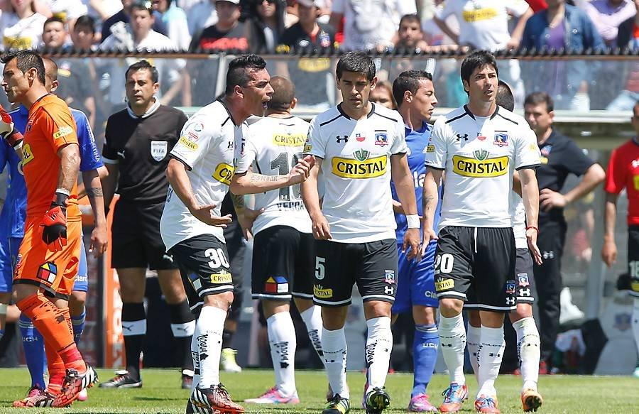 Paredes, Valdés y Barroso, un trío que llevó a Colo Colo a lo más alto Agencia UNO