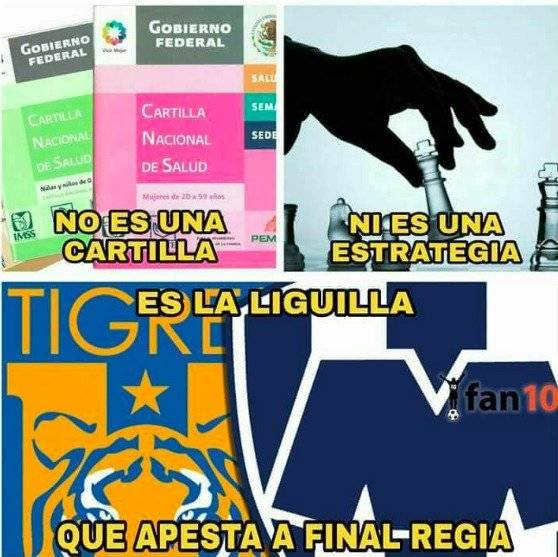 Memes Final Regia/ Facebook