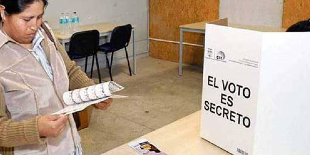 CNE: ¿Cómo saber si eres Miembro de la Junta Receptora del Voto?