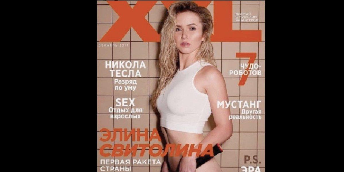 "VIDEO. Tenista de talla mundial sorprende con su ""topless"" para XXL"