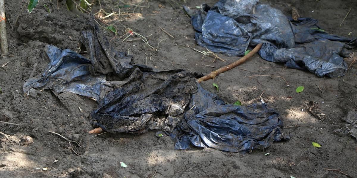 Gobierno de Javier Duarte ocultó restos humanos; dijo eran excremento