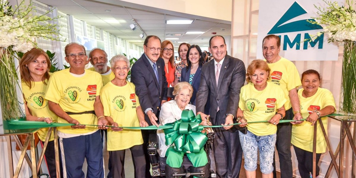 MMM y Plaza Las Américas ofrecen nuevo local para que las personas puedan recargar su vida con energía positiva