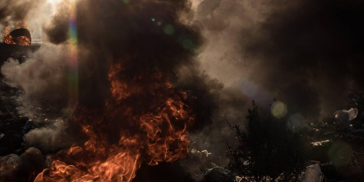 Israel faz ataque ao norte da Faixa de Gaza