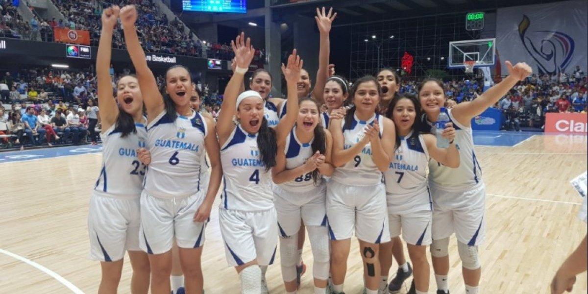 VIDEO. Campeones guatemaltecos regresan cargados de oro