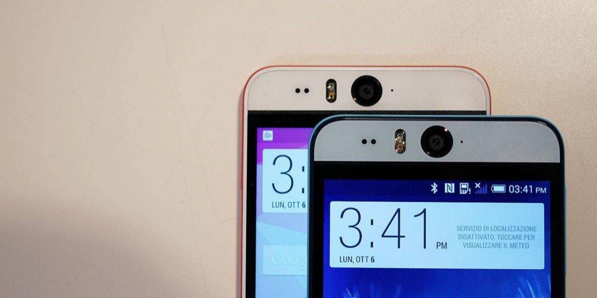 Regresa HTC Desire EYE renovado