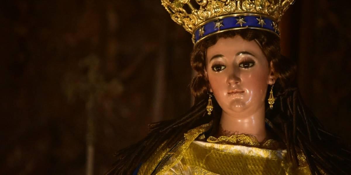Se cumplen 400 años del tradicional rezado de la Inmaculada Concepción de San Francisco