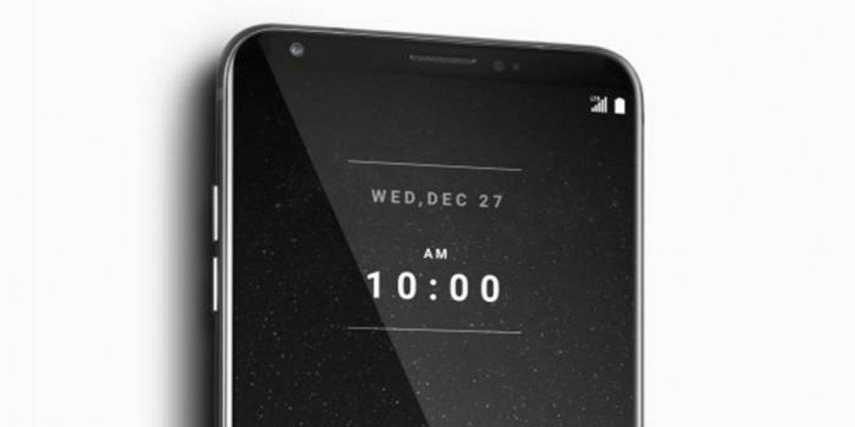 LG fabricará un smartphone más caro que iPhone X