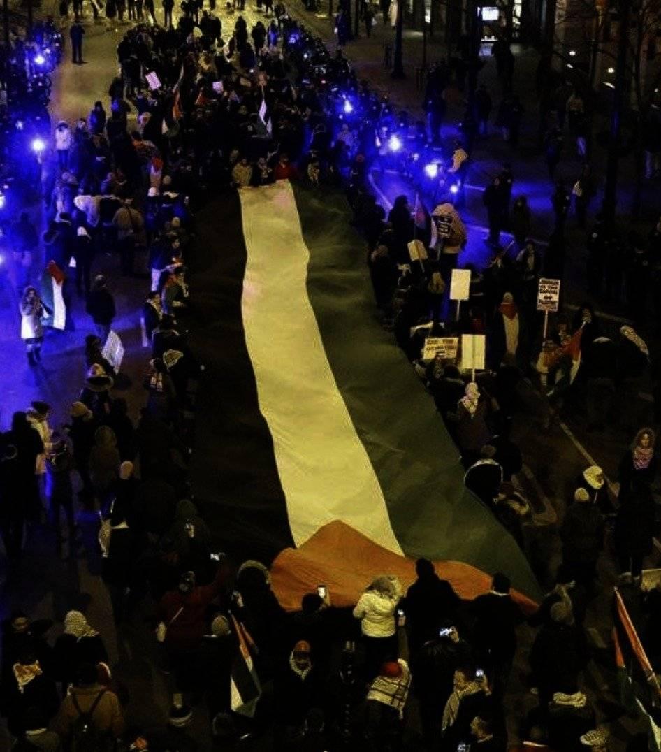 Manifestaciones en Israel y Jerusalén