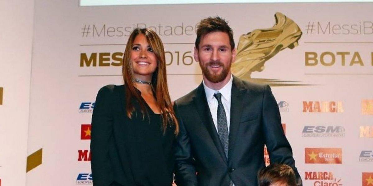 La memorable reacción de Lionel Messi al hablar de sus hijos