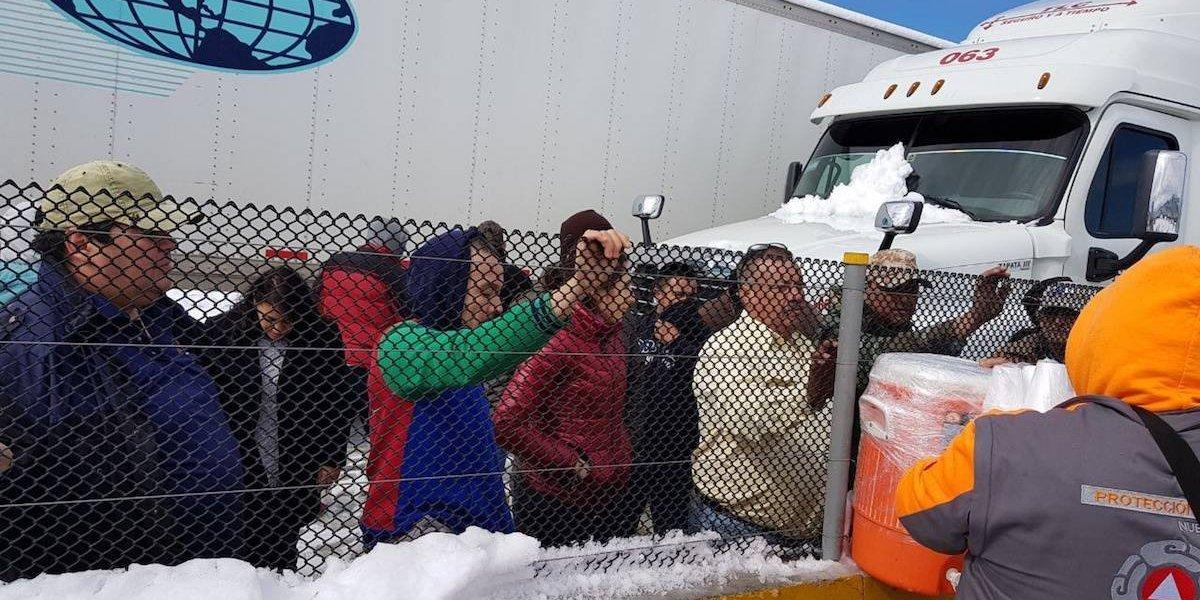Nuevo León mantiene operativos de auxilio ante bajas temperaturas