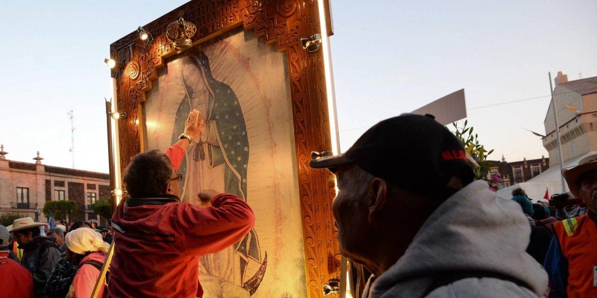 Marchas y peregrinos ocasionarán afectaciones viales en Ciudad de México
