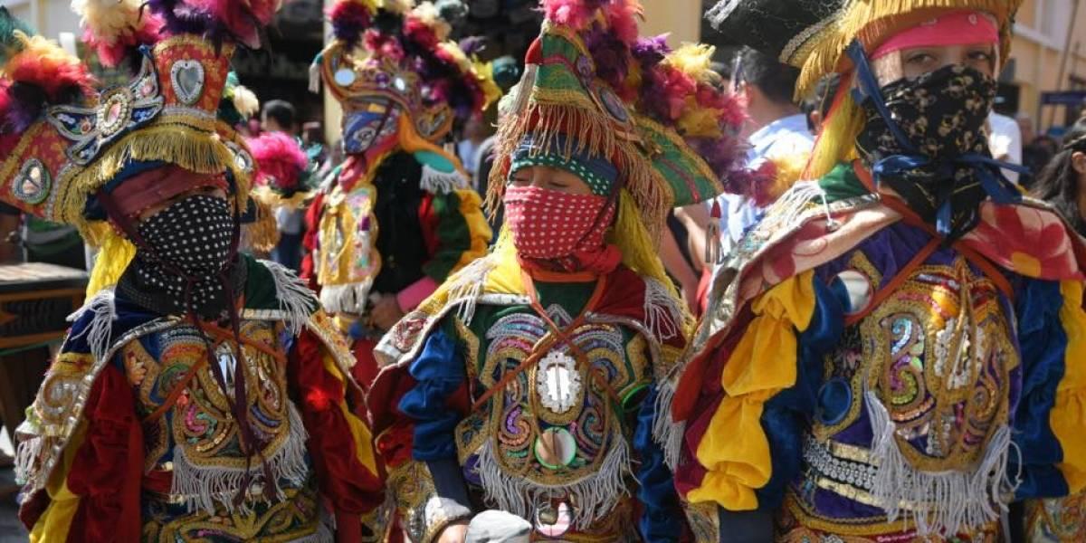 Tradiciones de Guatemala: Colorido y fervor en las calles del Centro Histórico