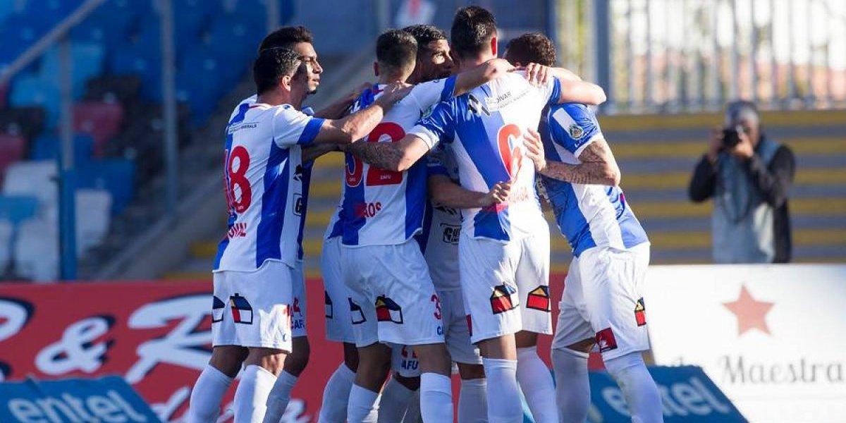 Antofagasta quiere espantar sus fantasmas y entrar a la historia internacional del fútbol chileno