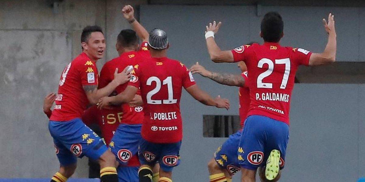 Unión Española tendrá equipo estelar para ir por la hazaña del título ante Everton