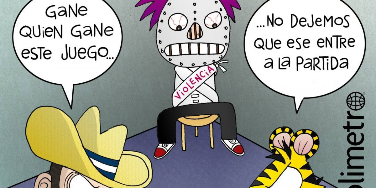 Monterrey y Tigres en contra de la violencia en los estadios