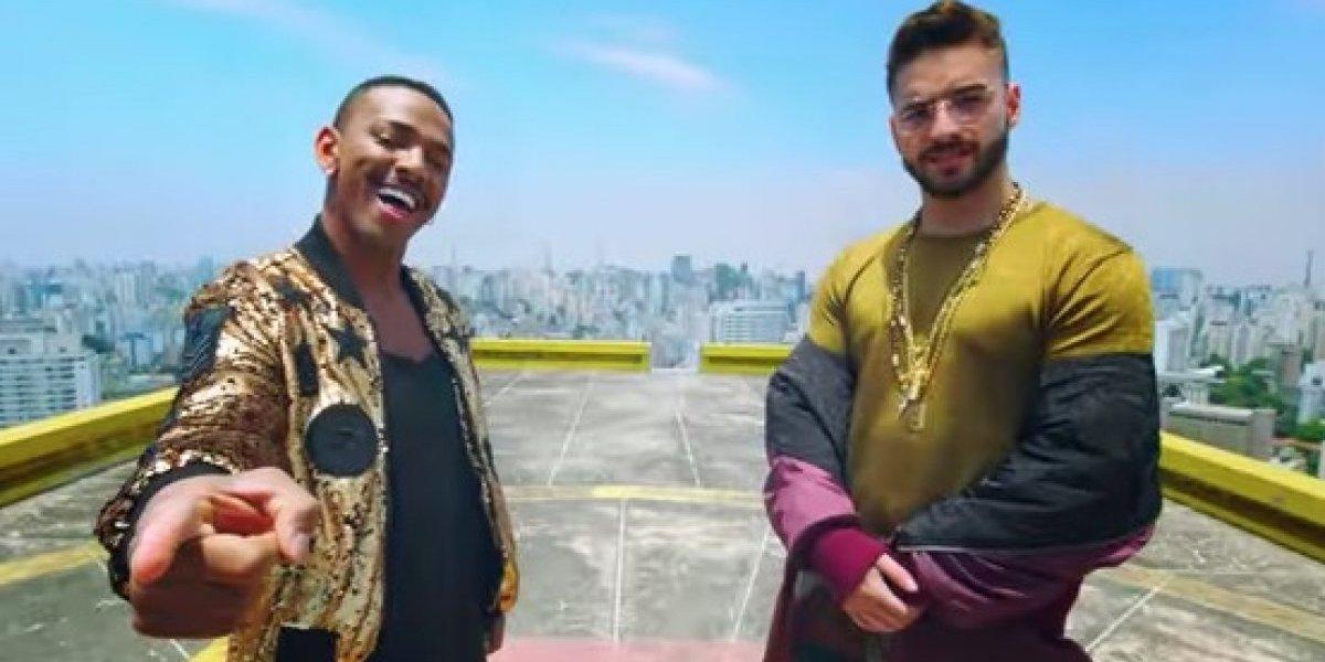 """Maluma lanza videoclip de su tema """"Corazón"""""""