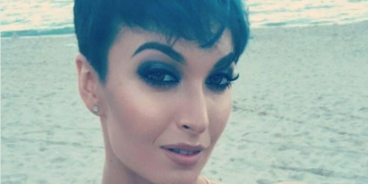 Otra doble de Kim Kardashian enloquece las redes