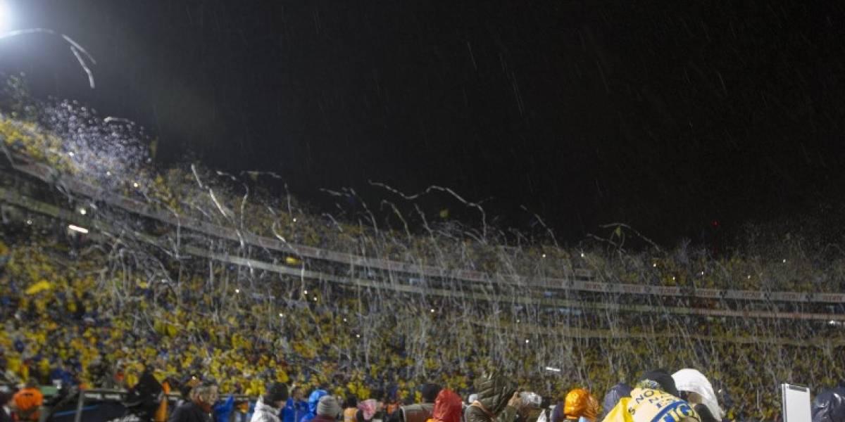 Tigres y Monterrey empatan 1-1 en la primera final del fútbol mexicano