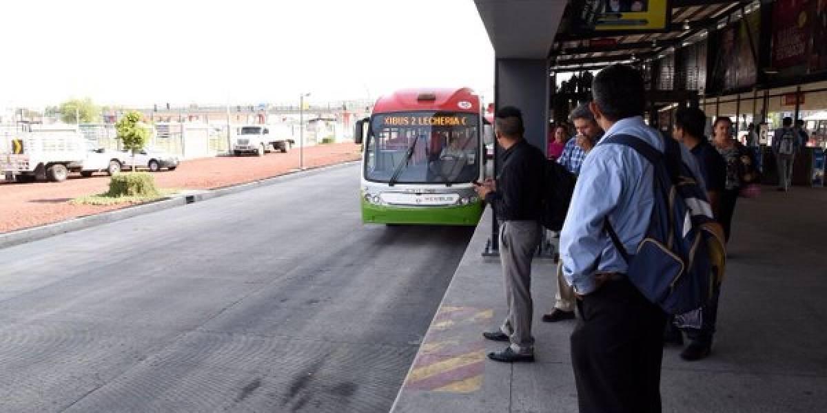 Del Mazo anuncia construcción de Mexibús en Toluca