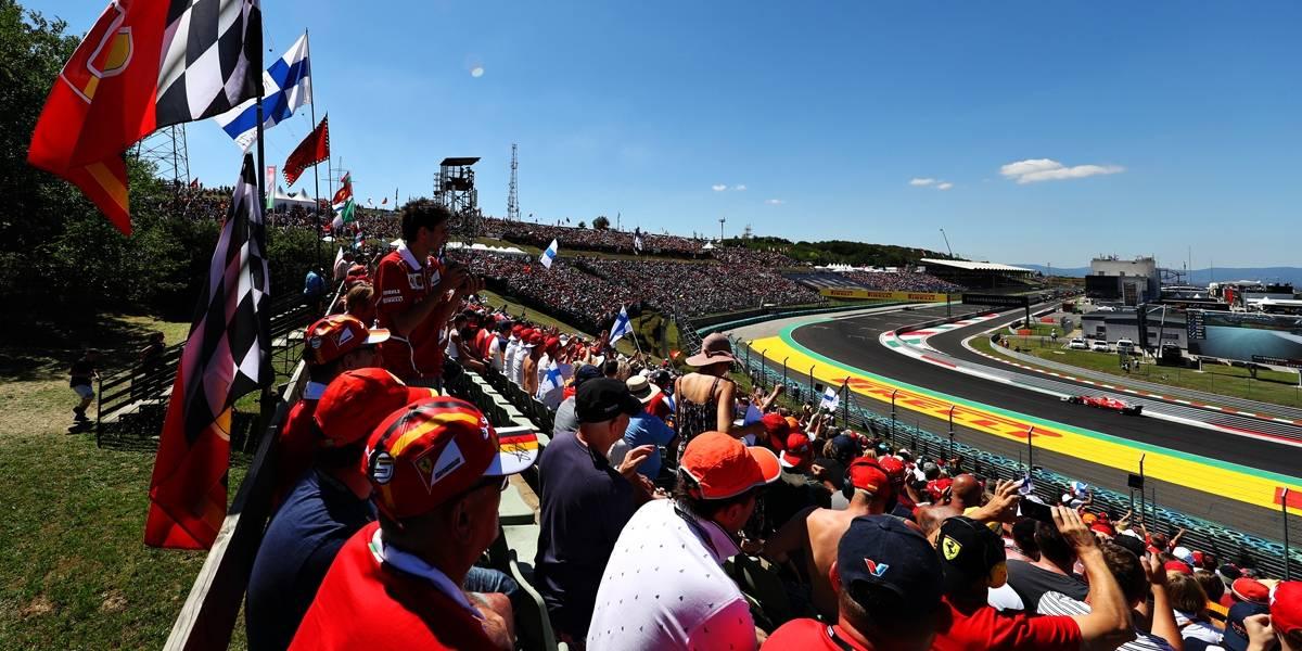 Público da Fórmula 1 no autódromo é maior que o da Liga dos Campeões
