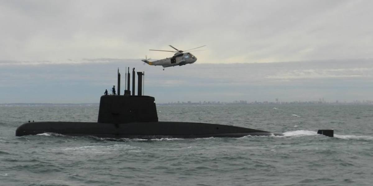 Armada argentina descarta que objetos hallados sean de submarino perdido