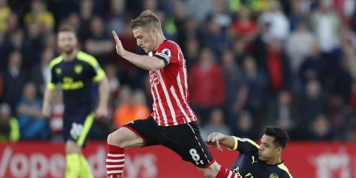 Así vivimos el empate el agónico empate del Arsenal ante Southampton