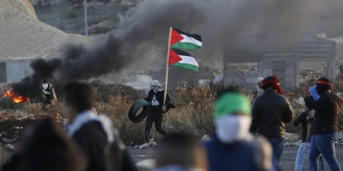 """El """"Día de la ira"""" deja cuatro palestinos muertos y centenares de heridos"""