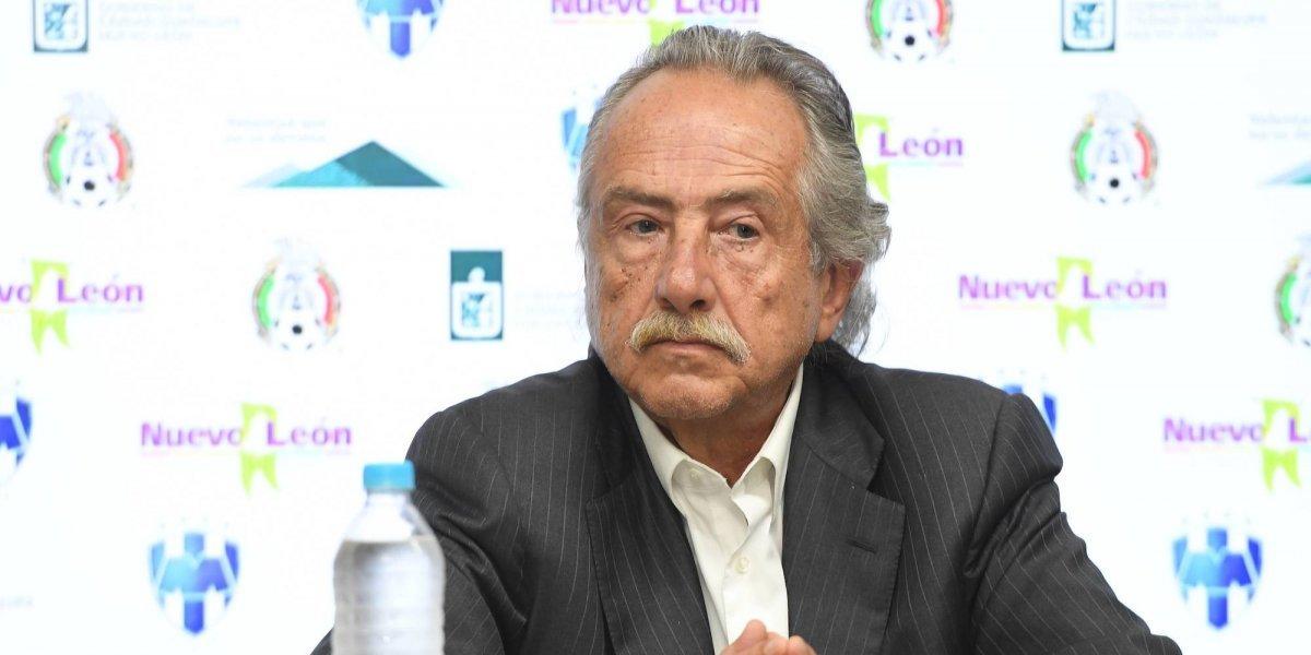 El Presidente de la FMF explicó por qué 10 partidos se jugarían en México