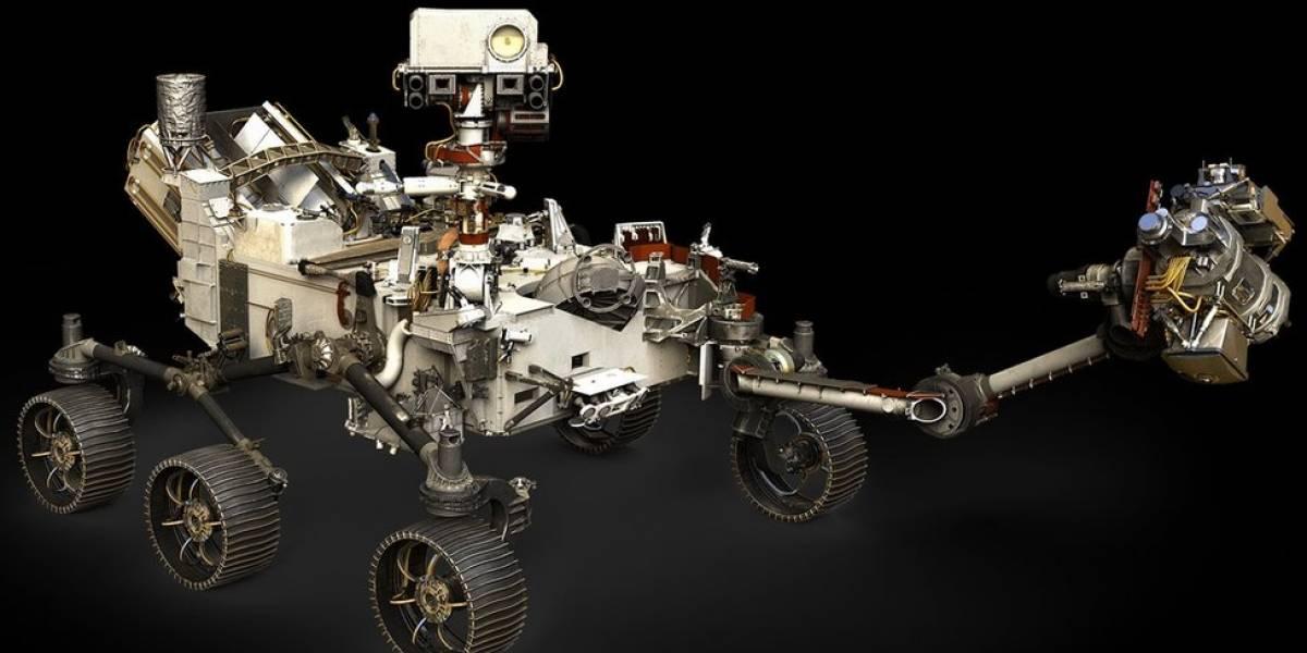 Mars 2020: o robô da Nasa que buscará vestígios de vida em Marte