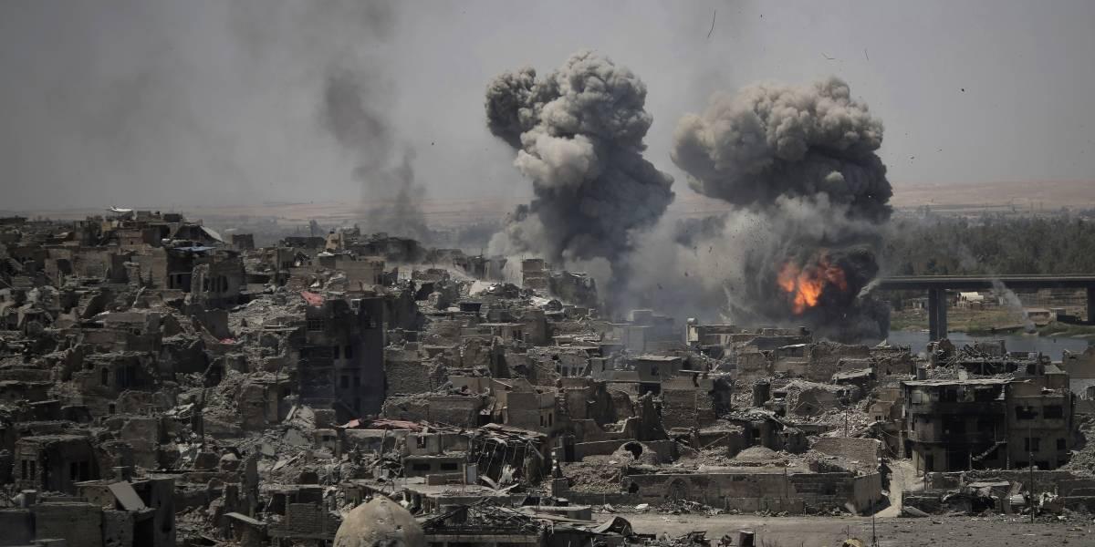 Irak anuncia final de la guerra contra el Estado Islámico
