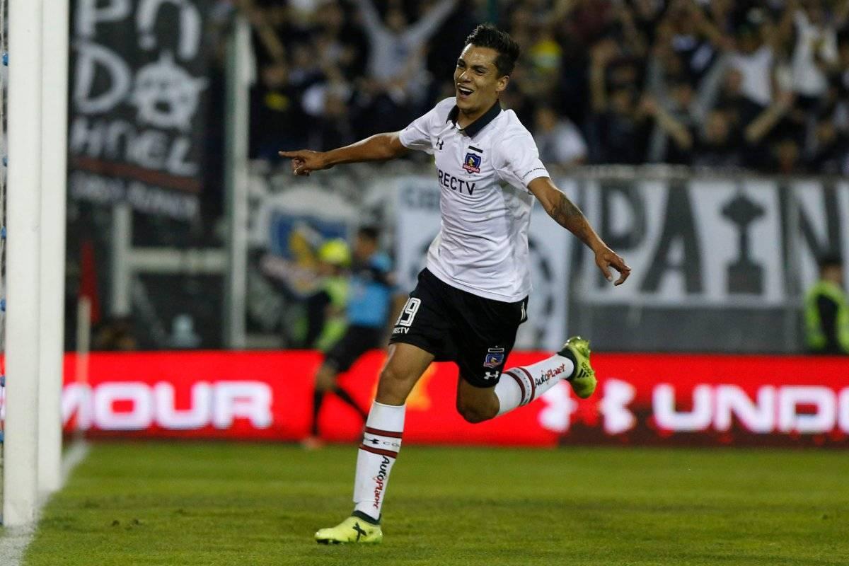 Carlos Villanueva pudo celebrar en el Transición / imagen: Agencia UNO