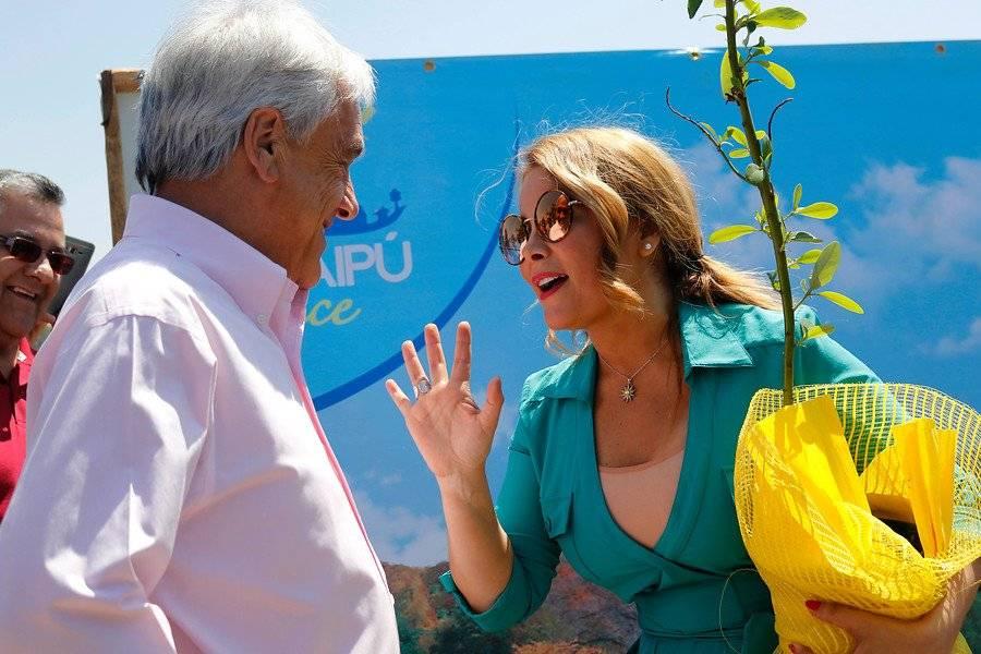 Piñera en Maipú