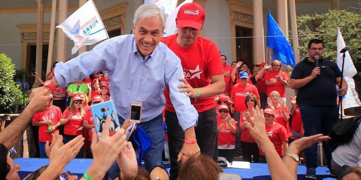¿Se transformó Alejandro Guillier? : Sebastián Piñera dice que no reconoce al candidato de Fuerza de Mayoría