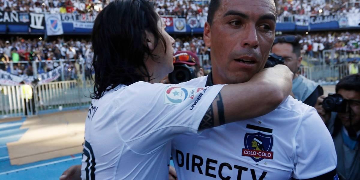 La nueva polera que sacó Jaime Valdés para festejar la estrella 32 de Colo Colo