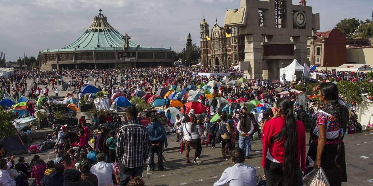 SSP-CDMX espera 8 millones de peregrinos en la Basílica de Guadalupe