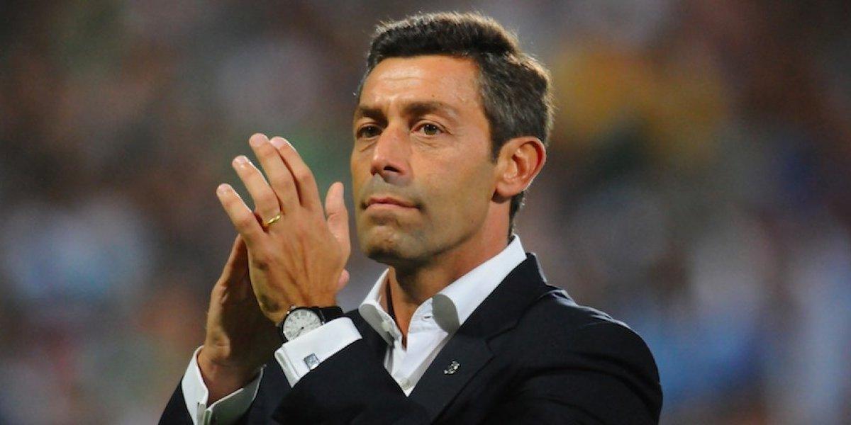 'Cruz Azul es un equipo grande': Pedro Caixinha
