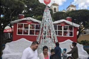 Festival Navideño en Mixco