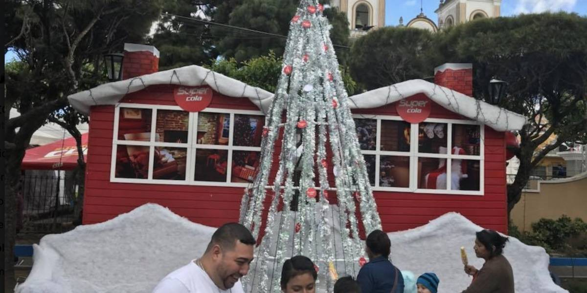 Neto Bran recuerda su infancia en Navidad y promete una noche histórica para Mixco