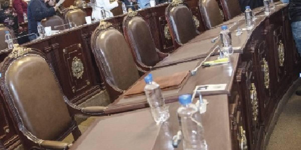 ALDF deja sin castigo a 99% de diputados que tuvieron faltas