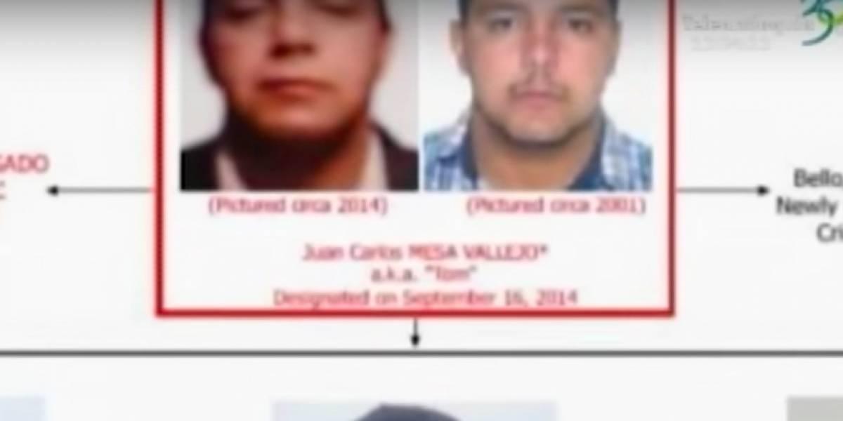 Capturan a alias Tom, el narcotraficante más buscado de Antioquia