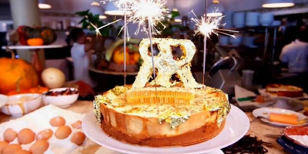 El cheesecake más caro del mundo ya tiene reconocimiento Guiness