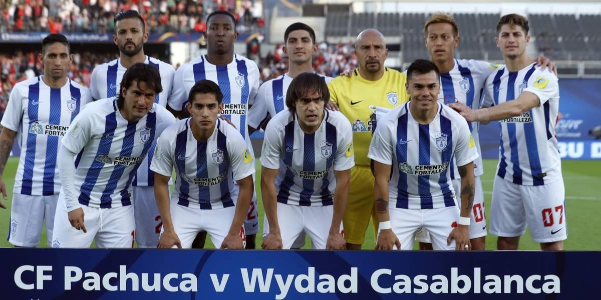 'Conejo' Pérez rompe récord en el Mundial de Clubes