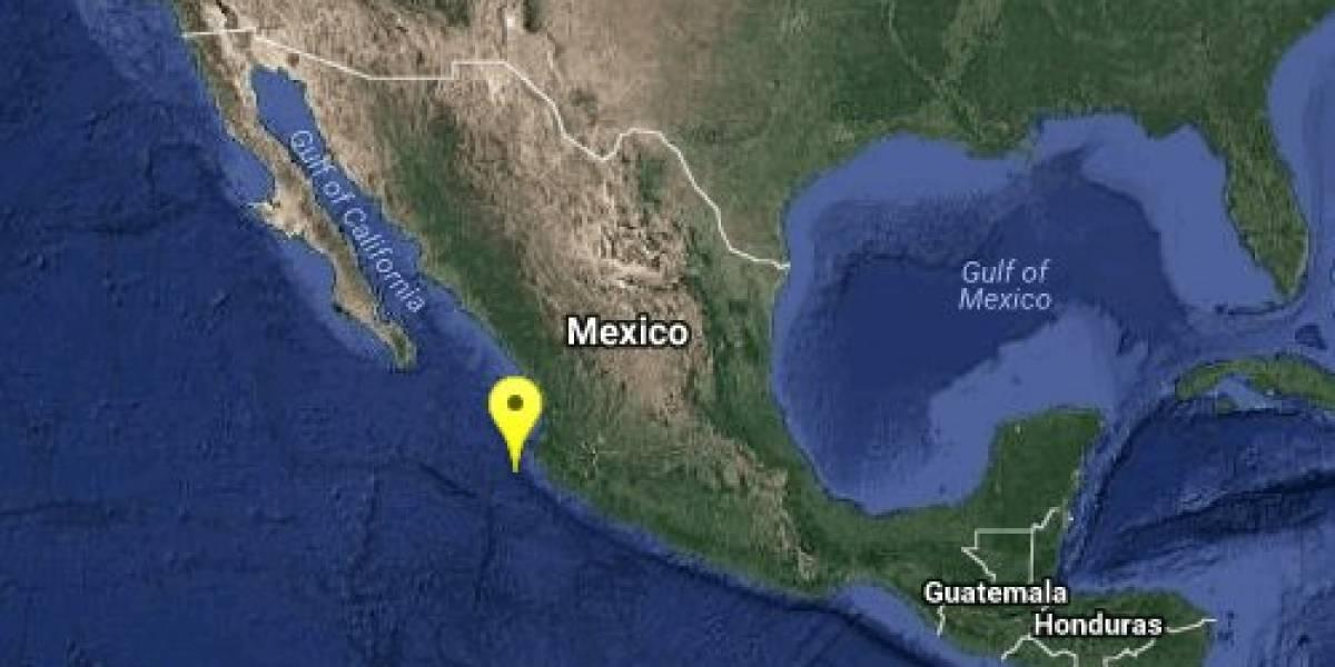 Sismo de magnitud 4.9 en Puerto Vallarta, Jalisco