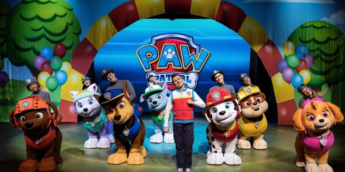 La obra de teatro para niños Paw Patrol 'Carrera al rescate' llega a Barranquilla