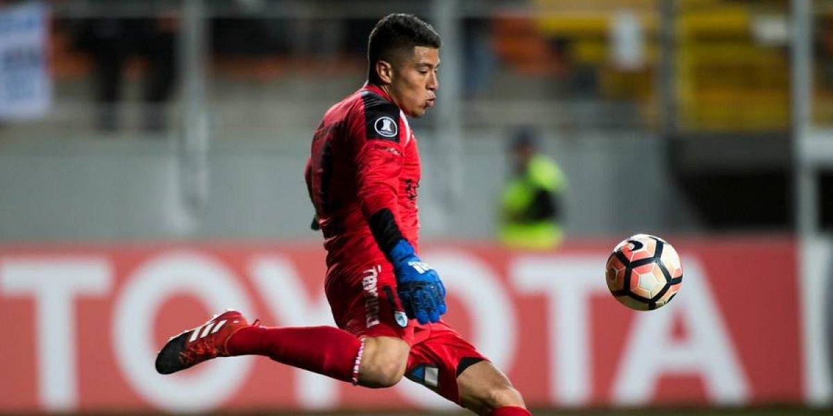 """Brayan Cortés habla claro: """"Lo más seguro es que me vaya a Colo Colo"""""""