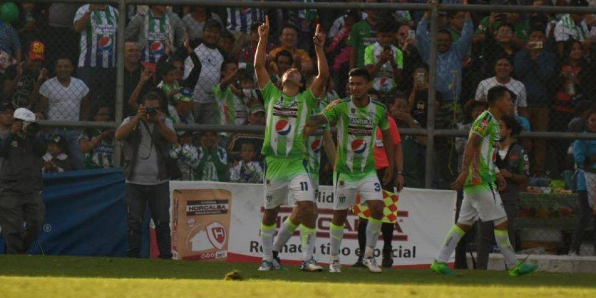 Agustín Herrera mete a Antigua a la final del Torneo Apertura